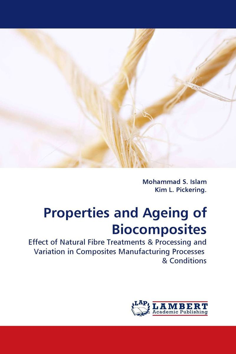 Properties and Ageing of Biocomposites processing properties