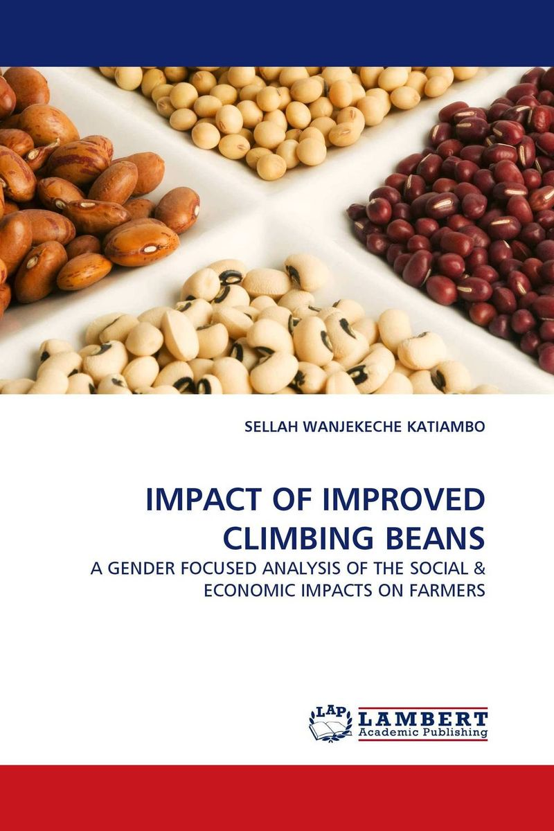 IMPACT OF IMPROVED CLIMBING BEANS norman god that limps – science and technology i n the eighties