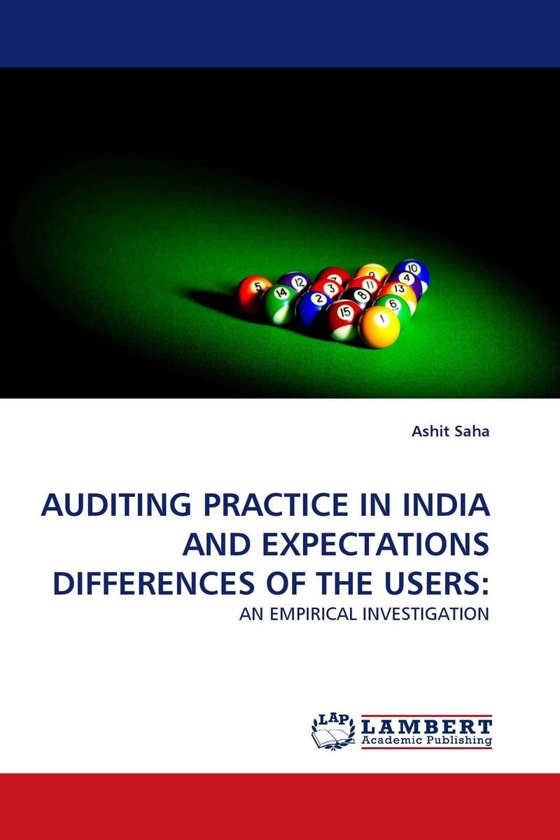 AUDITING PRACTICE IN INDIA AND EXPECTATIONS DIFFERENCES OF THE USERS: пластиковые щипцы tony and india sm 22 150mm