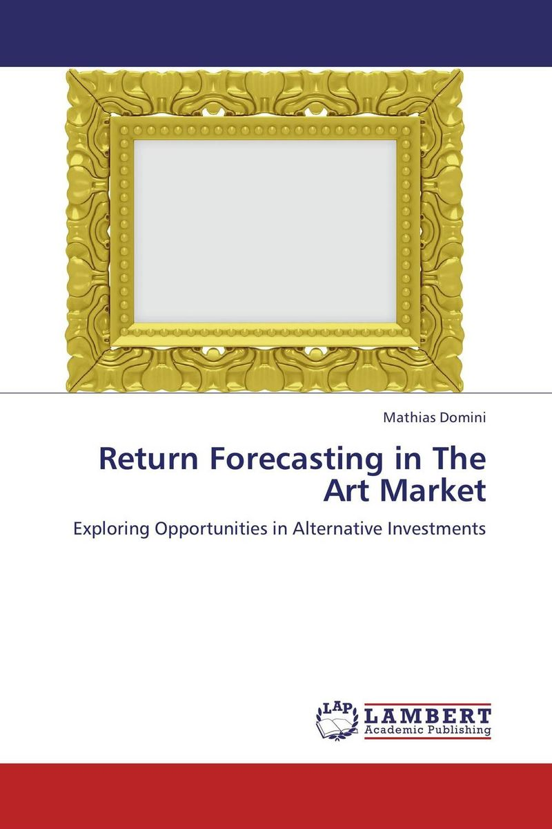 Return Forecasting in The Art Market the art of shaving дорожный набор с помпой carry on сандал