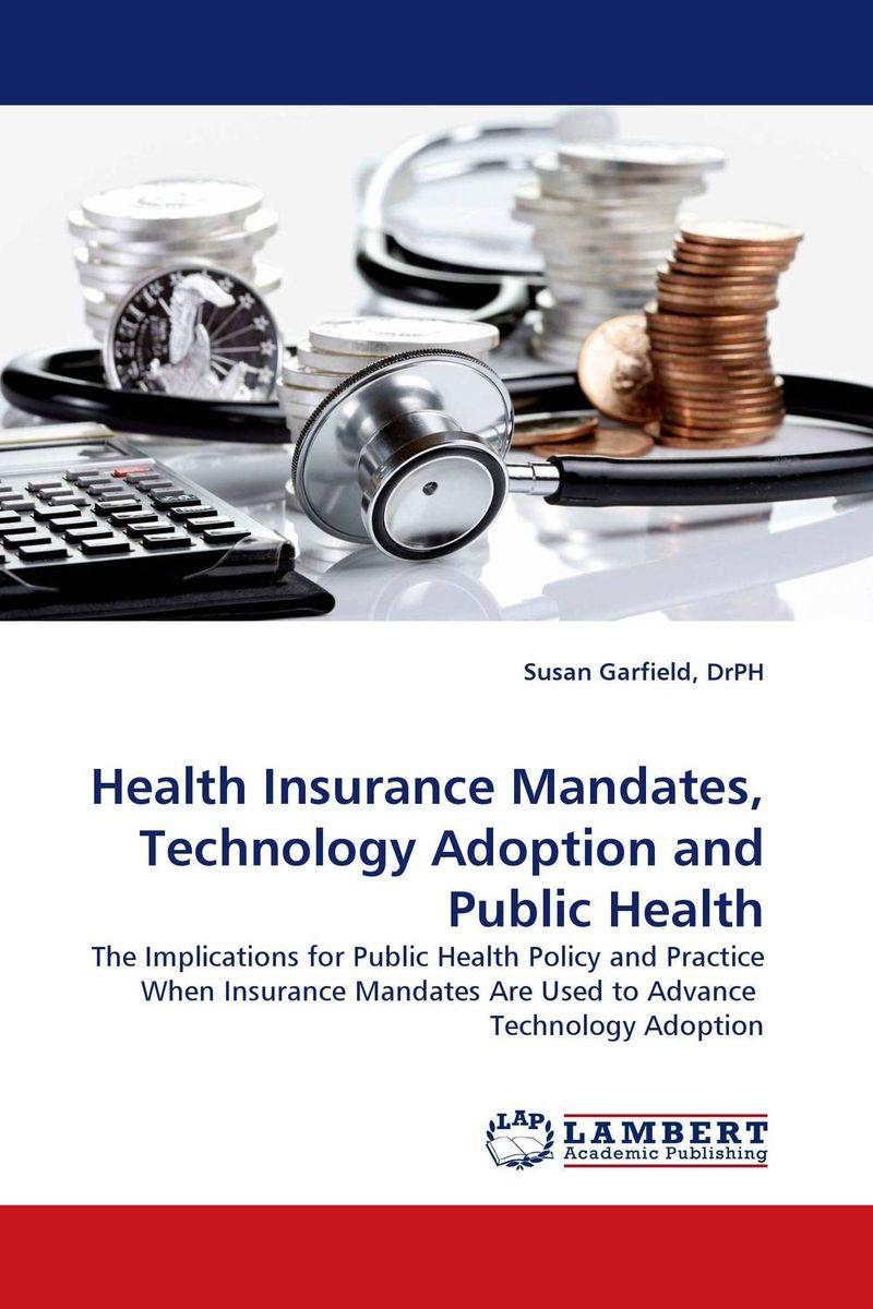 Health Insurance Mandates, Technology Adoption and Public Health