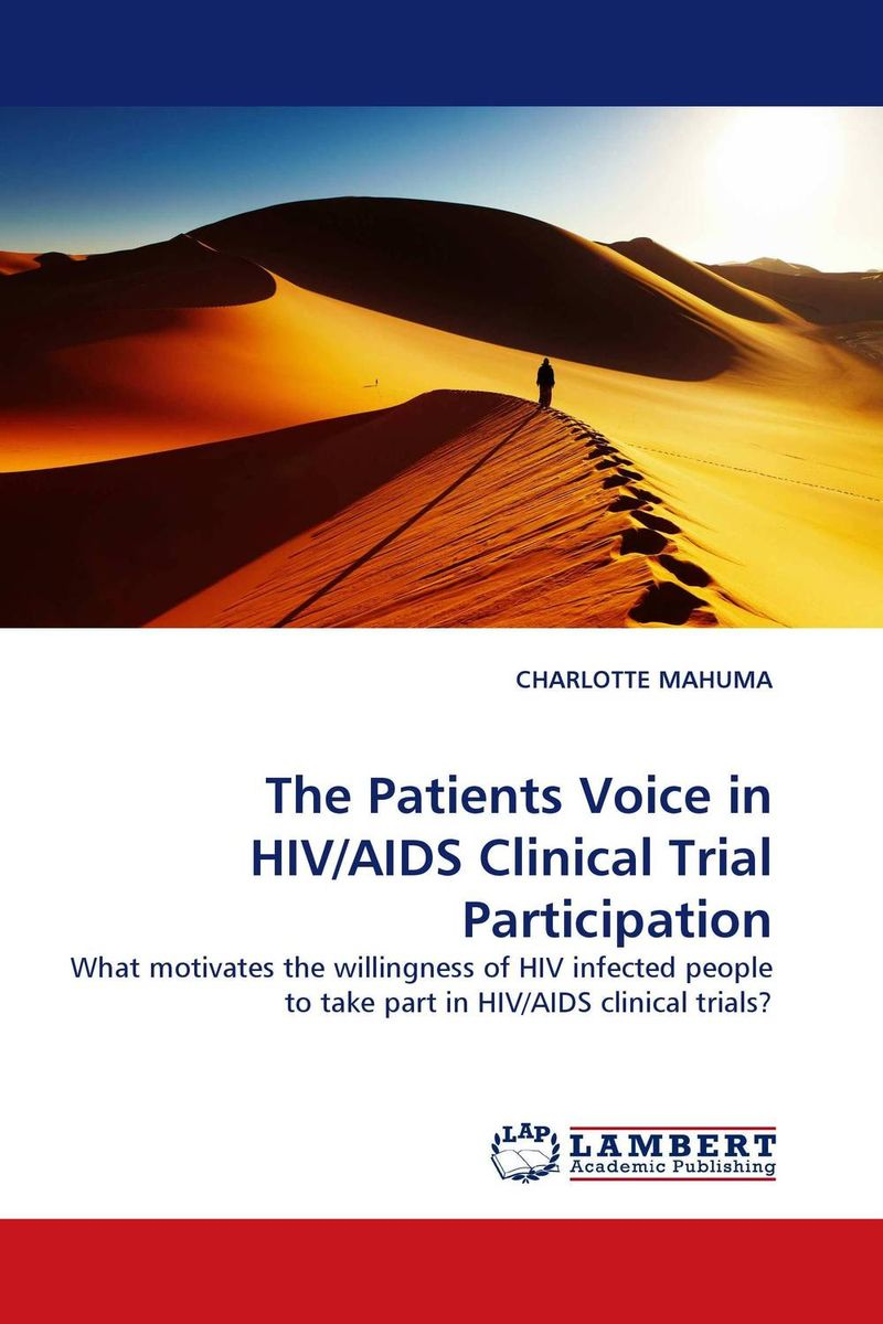 The Patients Voice in HIV/AIDS Clinical Trial Participation clinical trial protocol designing of linagliptin