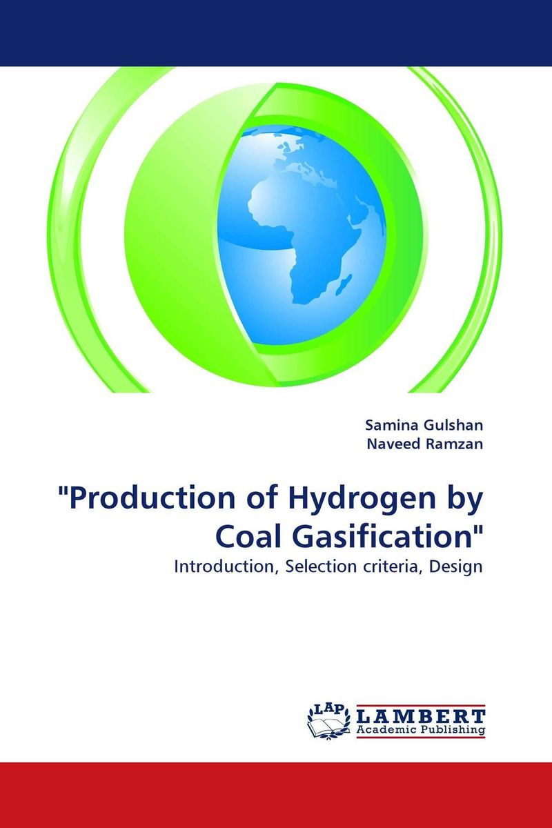 Production of Hydrogen by Coal Gasification coal шапка coal the logo royal blue