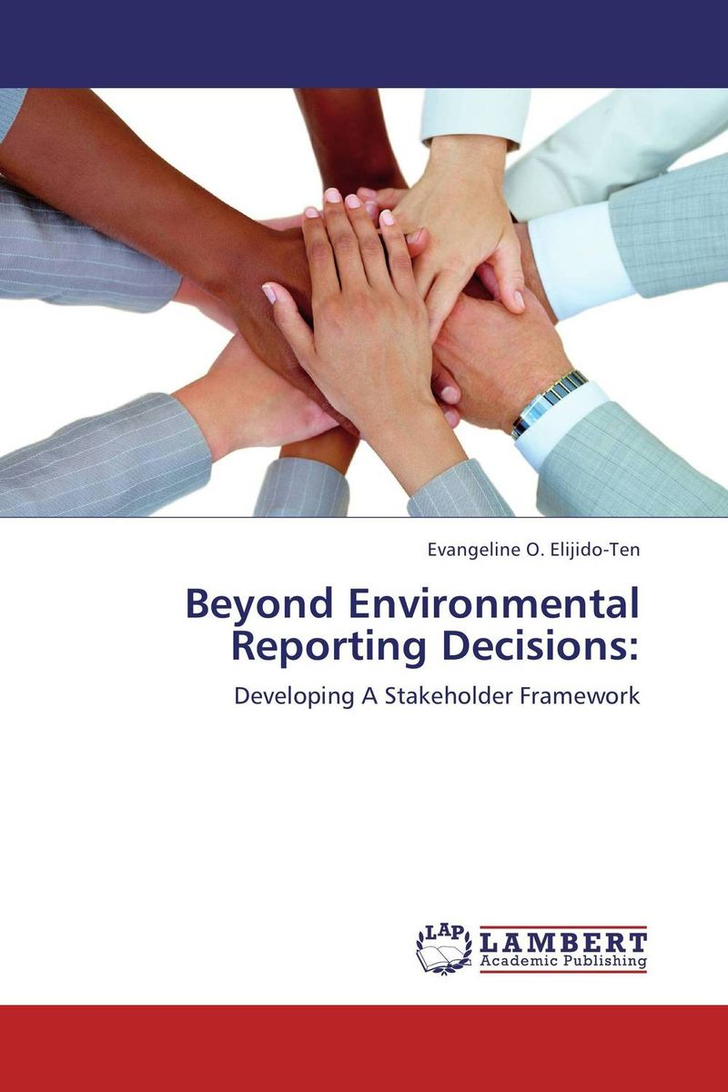 Beyond Environmental Reporting Decisions: corporate real estate management in tanzania