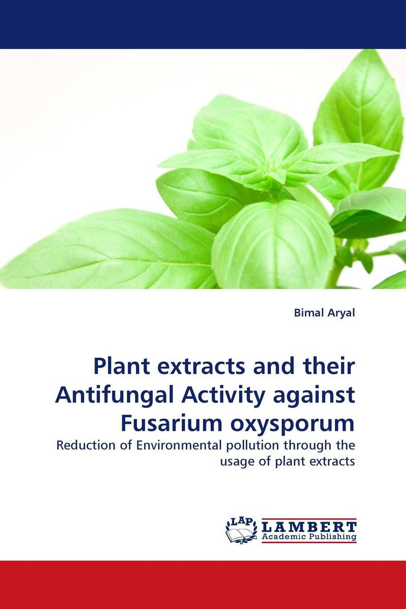 Plant extracts and their Antifungal Activity against Fusarium oxysporum functional capacity of mango leave extracts