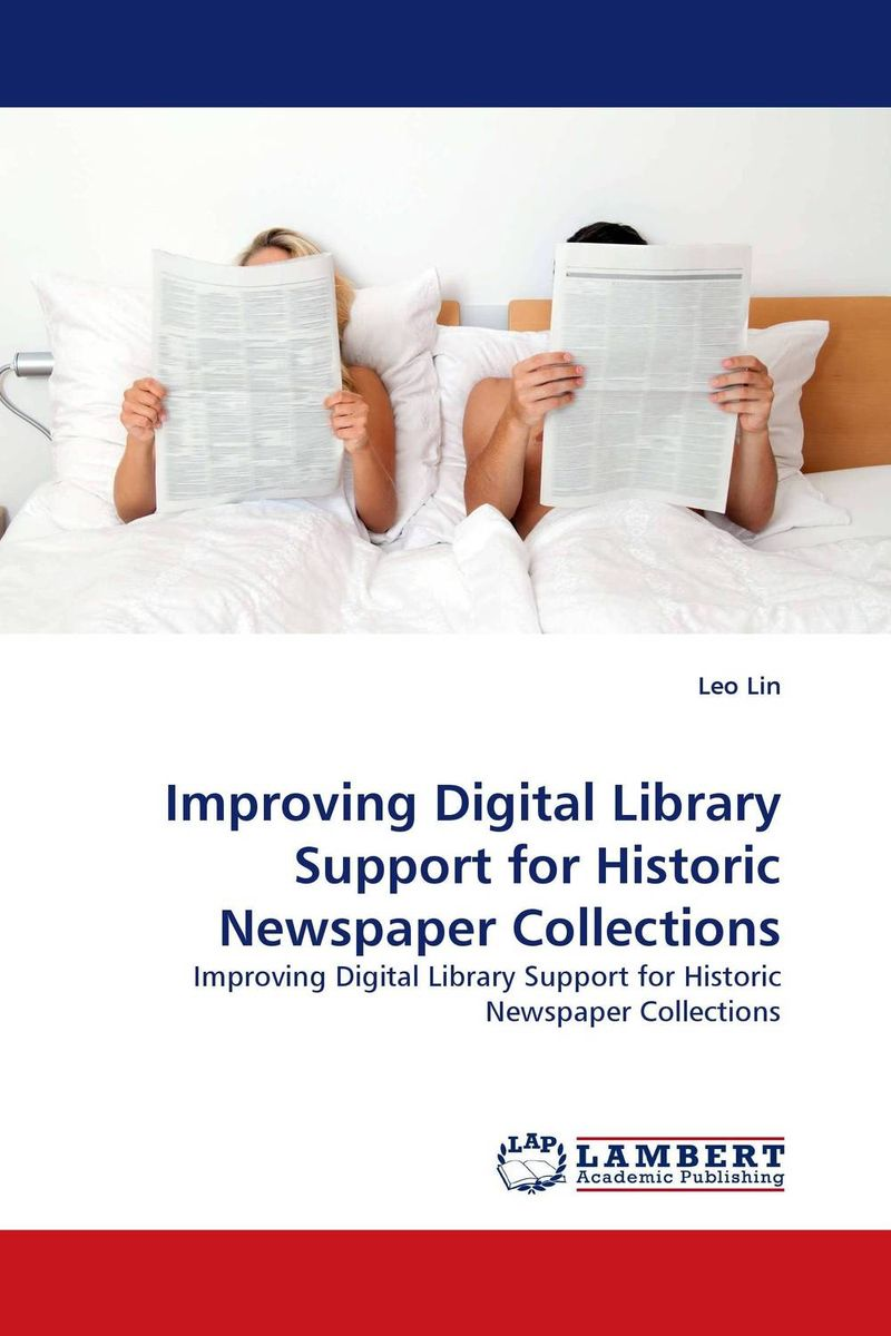 Improving Digital Library Support for Historic Newspaper Collections new methods of source reconstruction for magnetoencephalography