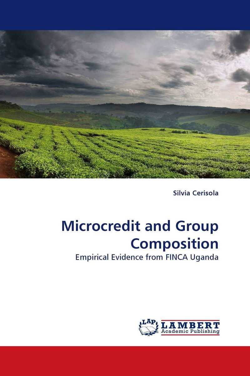 Microcredit and Group Composition women and microcredit