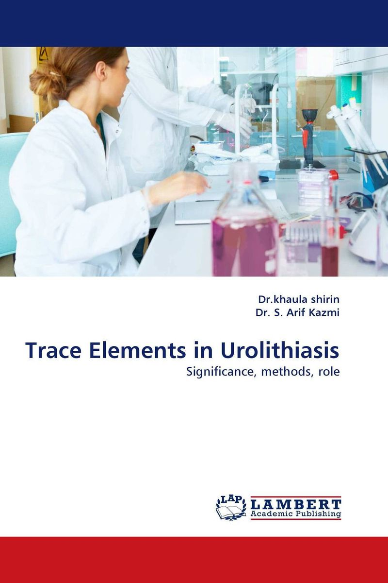Trace Elements in Urolithiasis