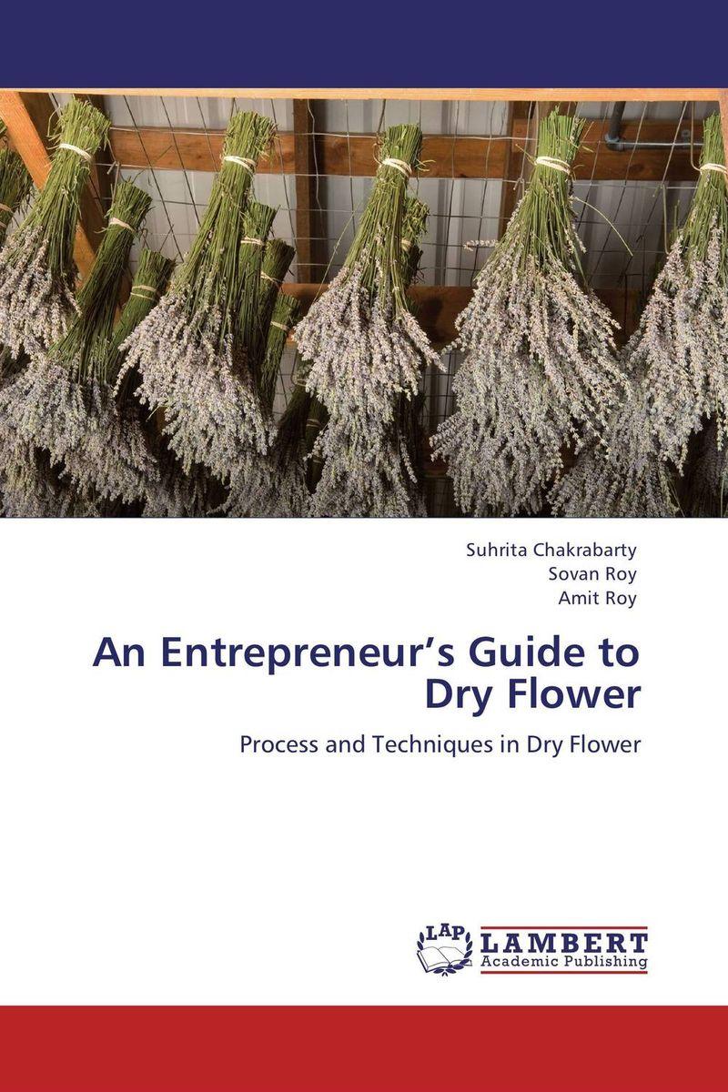 An Entrepreneur's Guide to Dry Flower майка классическая printio sadhus of india