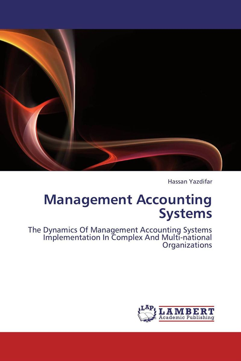 Management Accounting Systems arab management accounting systems