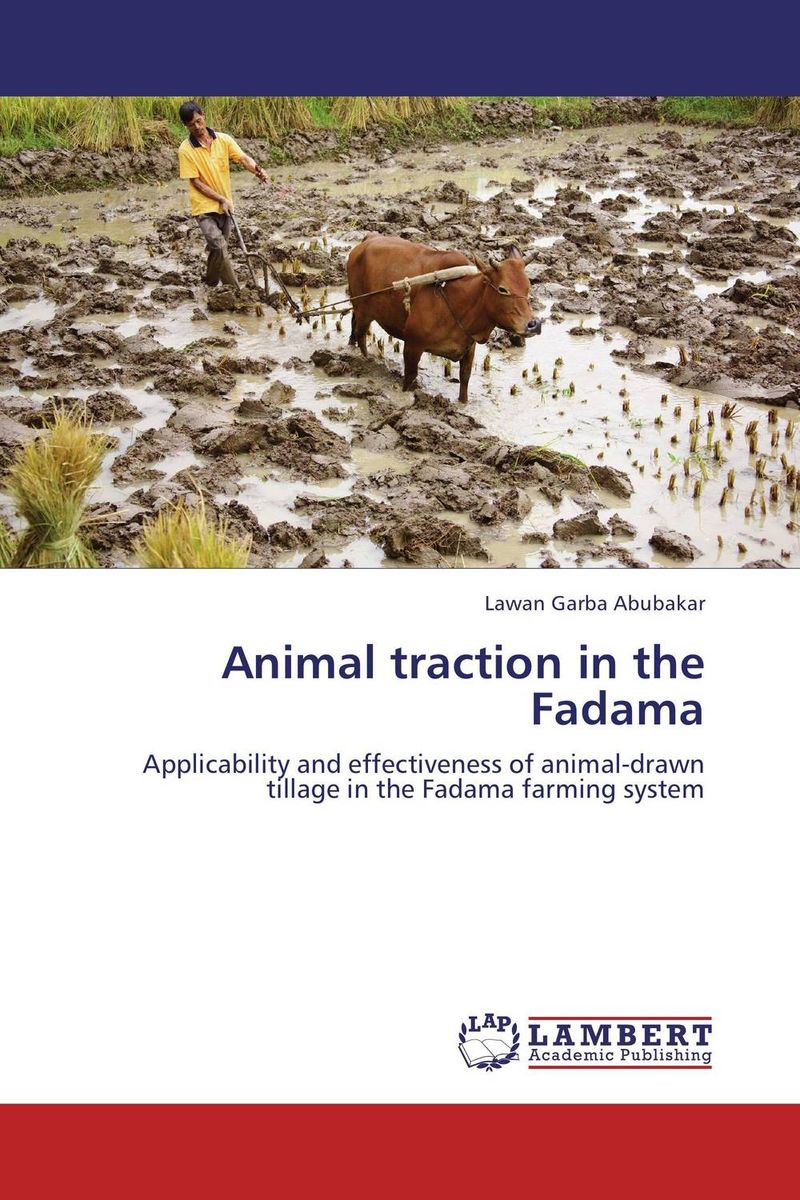 Animal traction in the Fadama animal traction in the fadama