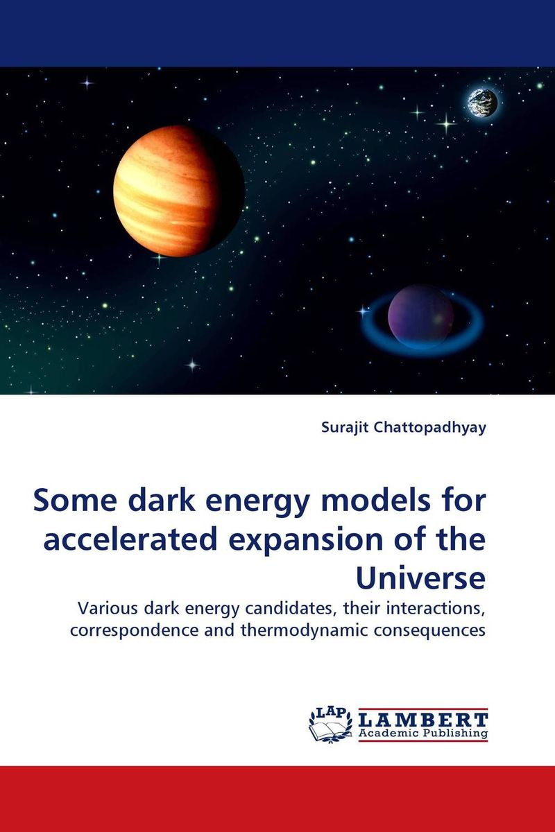 Some dark energy models for accelerated expansion of the Universe the light and the dark