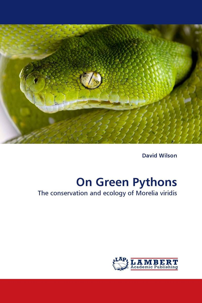 On Green Pythons pumas monarcas de morelia