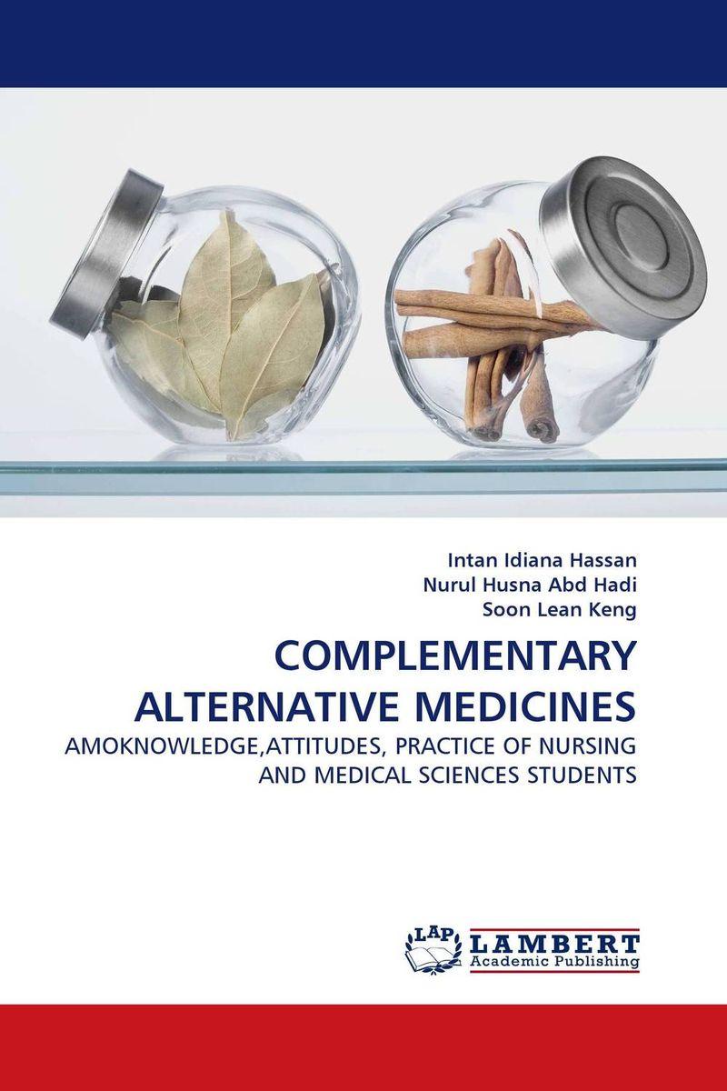 COMPLEMENTARY ALTERNATIVE MEDICINES nursing students