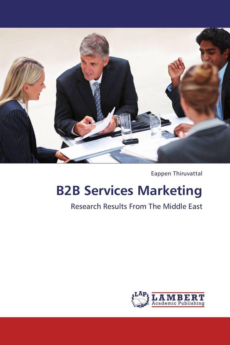 B2B Services Marketing b2b services marketing