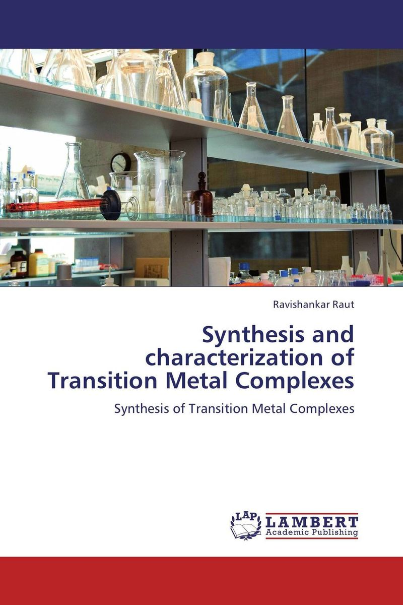 Synthesis and characterization of Transition Metal Complexes synthesis characterization and applications of nano cdha