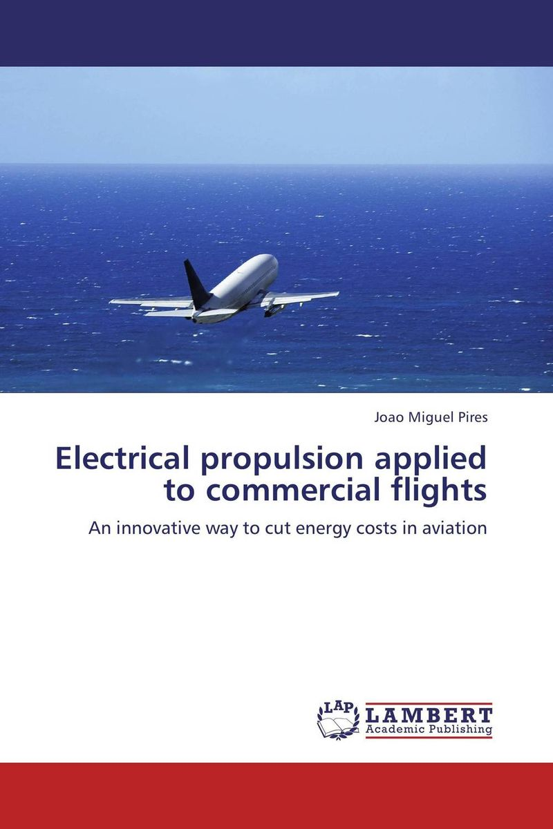Electrical propulsion applied to commercial flights