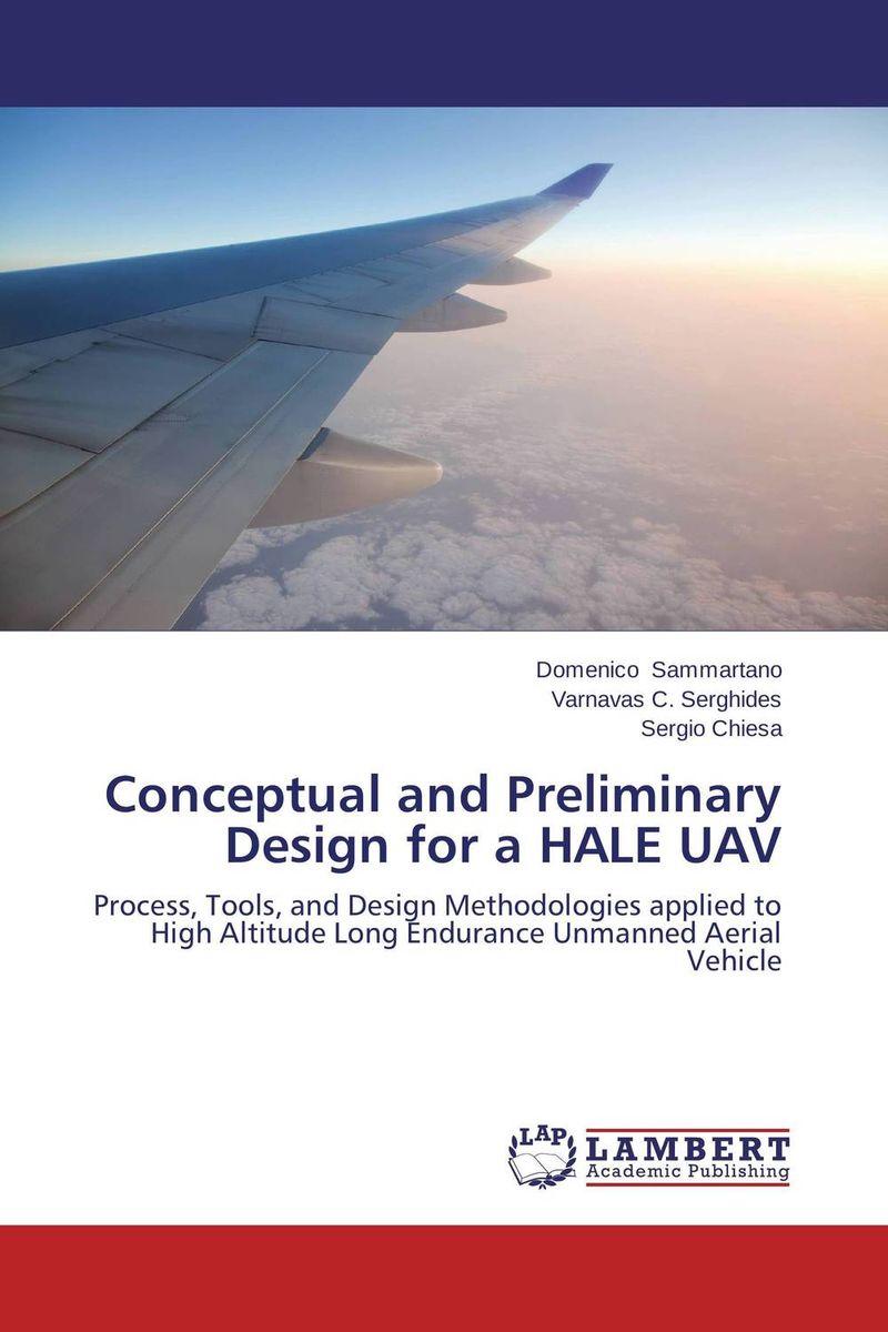 Conceptual and Preliminary Design for a HALE UAV