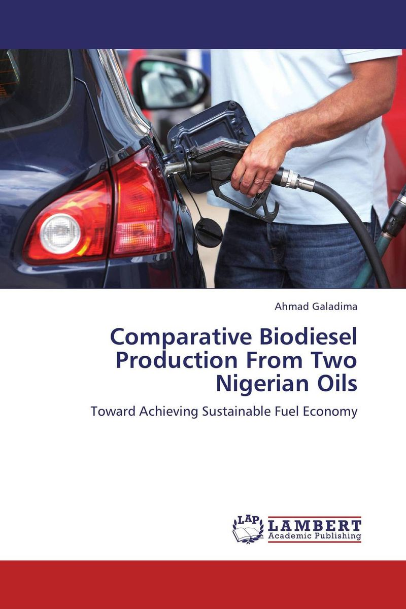 Comparative Biodiesel Production From Two Nigerian Oils comparative assessment of petroleum sharing contracts in nigeria