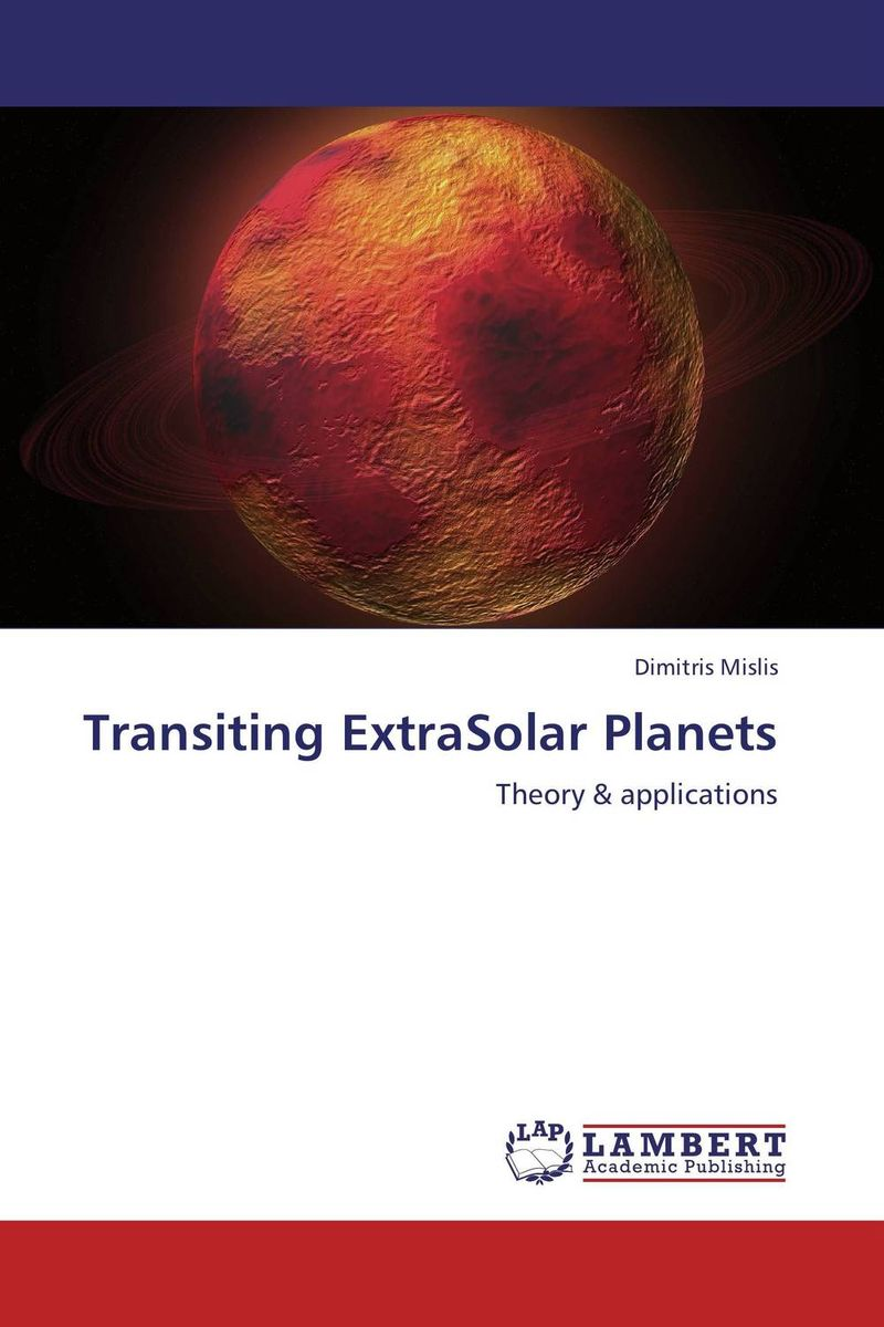 Transiting ExtraSolar Planets the planets