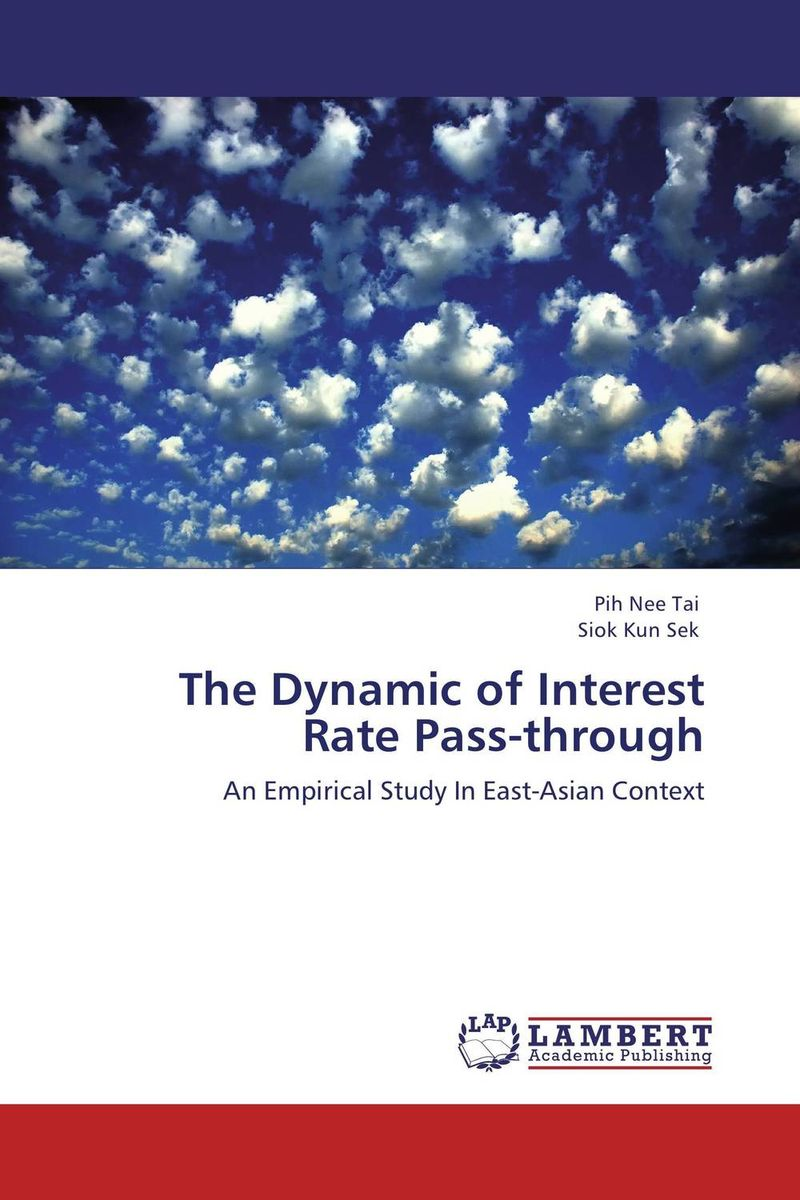 The Dynamic of Interest Rate Pass-through the role of evaluation as a mechanism for advancing principal practice