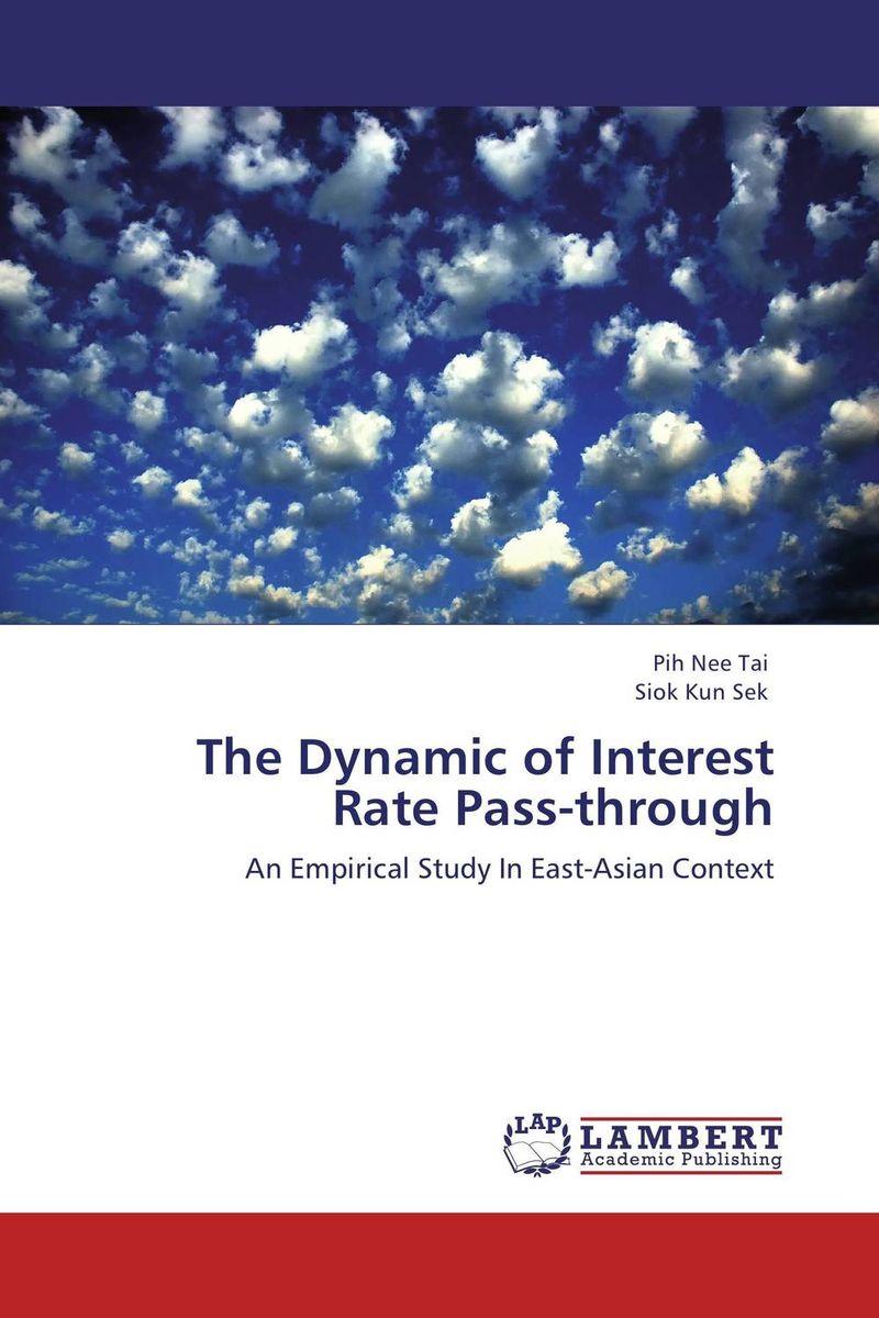 The Dynamic of Interest Rate Pass-through riccardo rebonato interest–rate option models