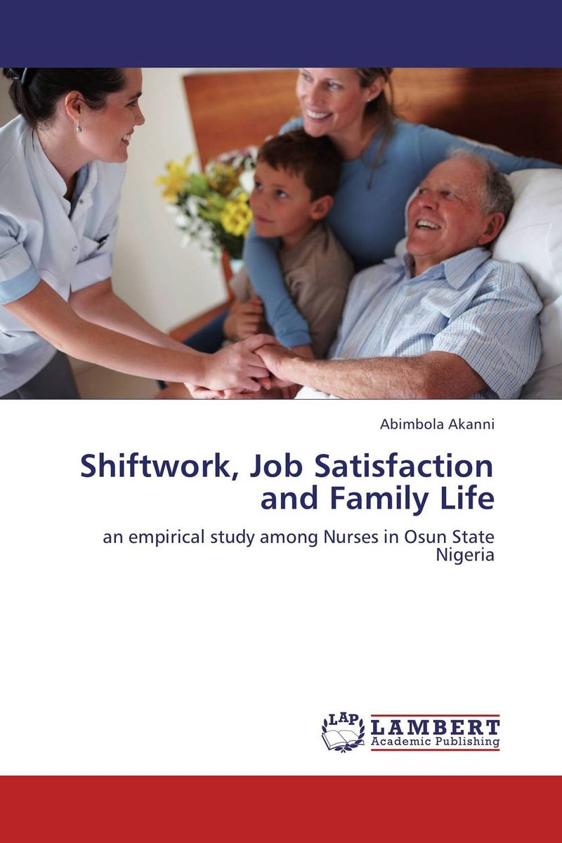 Shiftwork, Job Satisfaction and Family Life sadiq sagheer job stress role conflict work life balance impacts on sales personnel