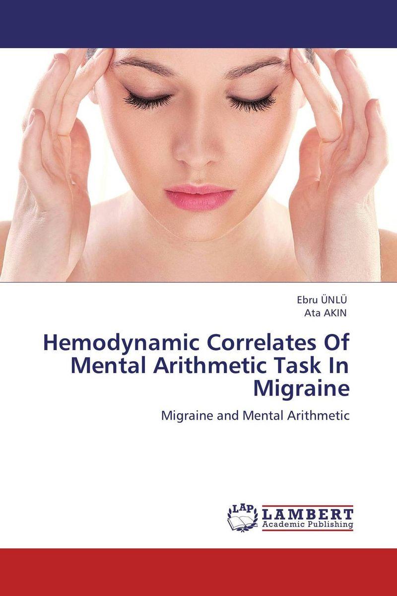Hemodynamic Correlates Of Mental Arithmetic Task In Migraine