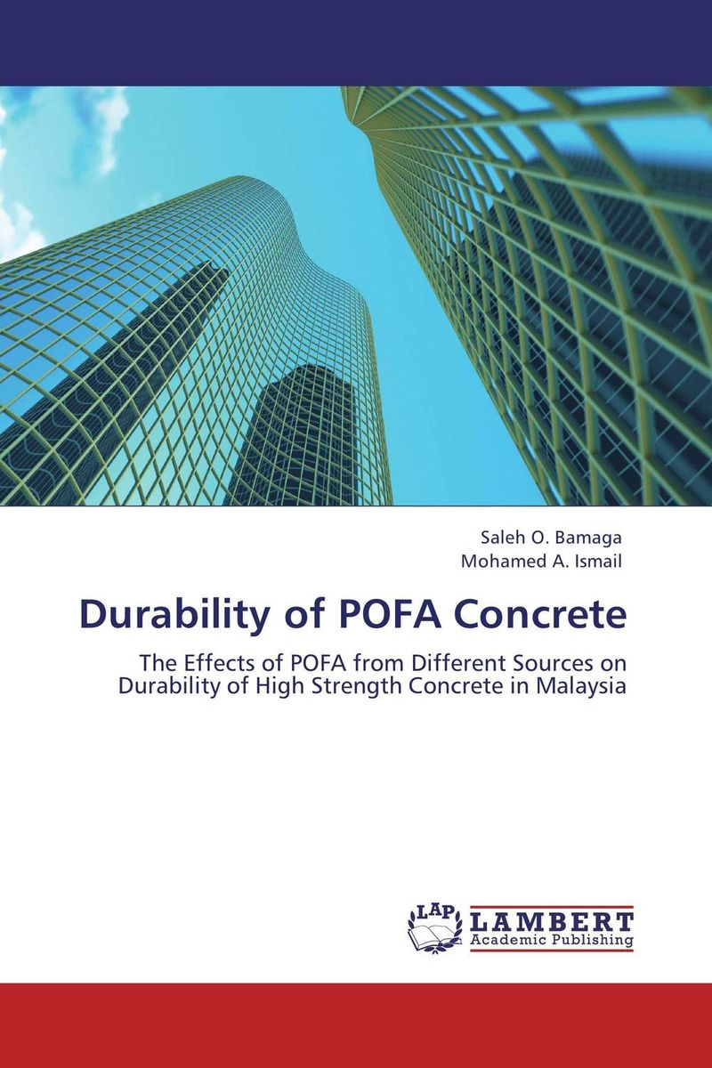 Durability of POFA Concrete impact of the handicraft industry on the environment