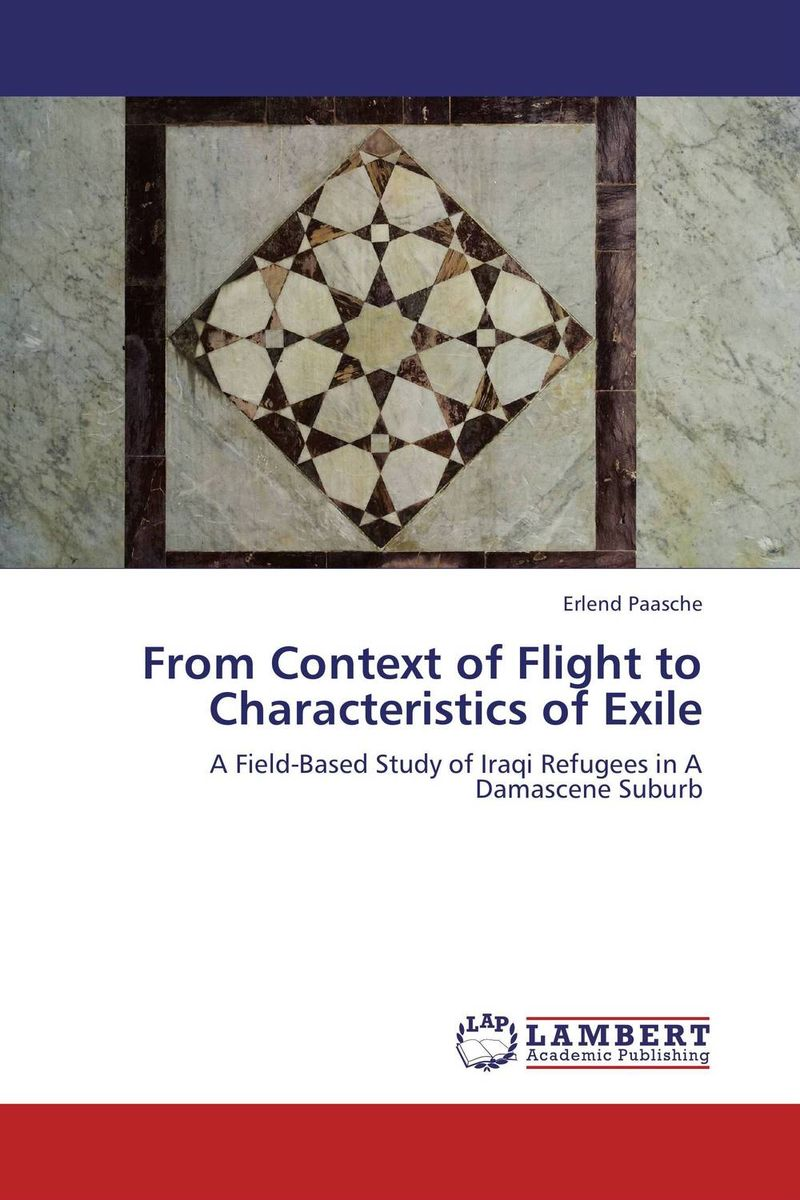 From Context of Flight to Characteristics of Exile the flight of icarus