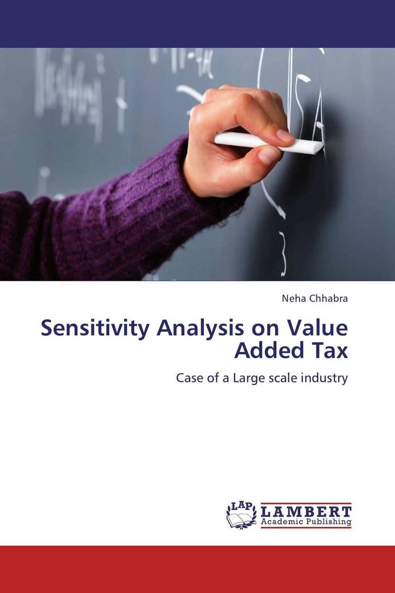 Sensitivity Analysis on Value Added Tax