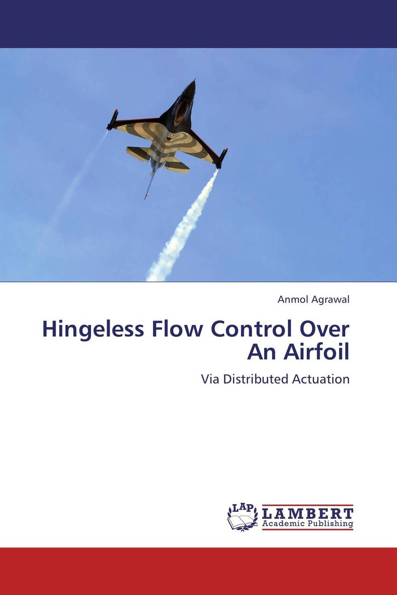 Hingeless Flow Control Over An Airfoil chevalier t at the edge of the orchard