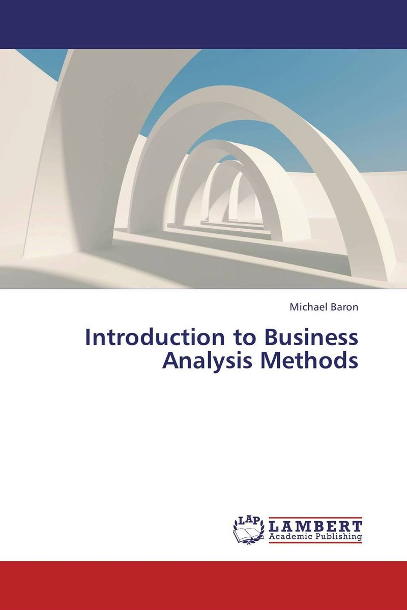 Introduction to Business Analysis Methods