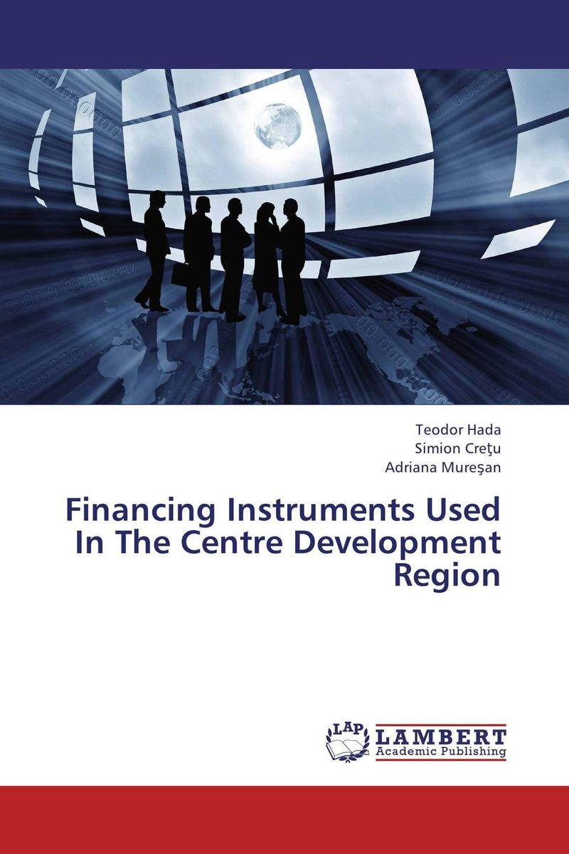 Financing Instruments Used In The Centre Development Region verne j journey to the centre of the earth