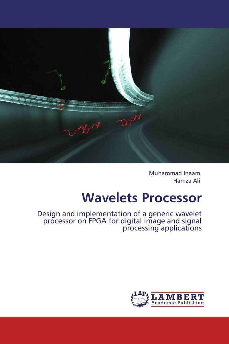 Wavelets Processor image compression using wavelet transform and other methods