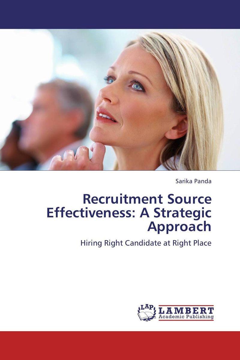 Recruitment Source Effectiveness: A Strategic Approach corporate real estate management in tanzania