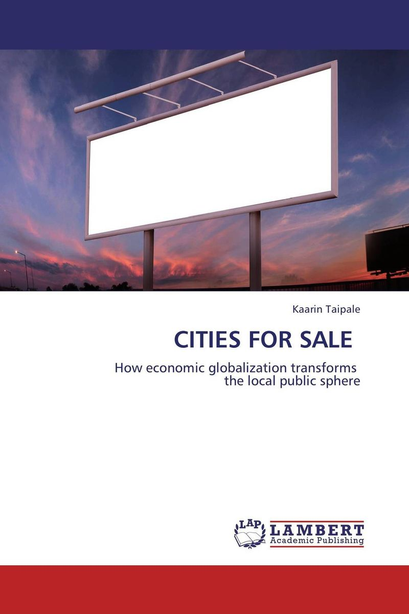 CITIES FOR SALE crafting a more successful privatization policy
