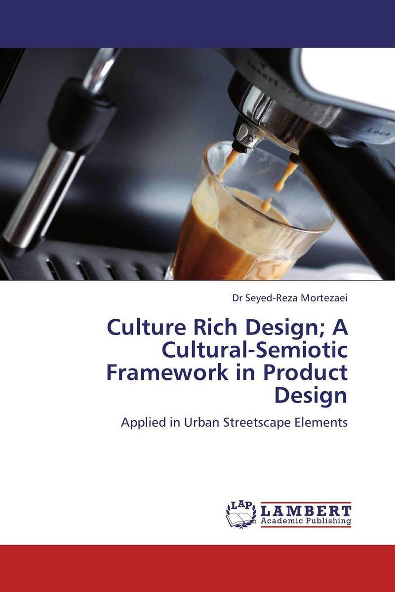 Culture Rich Design; A Cultural-Semiotic Framework in Product Design understanding street culture
