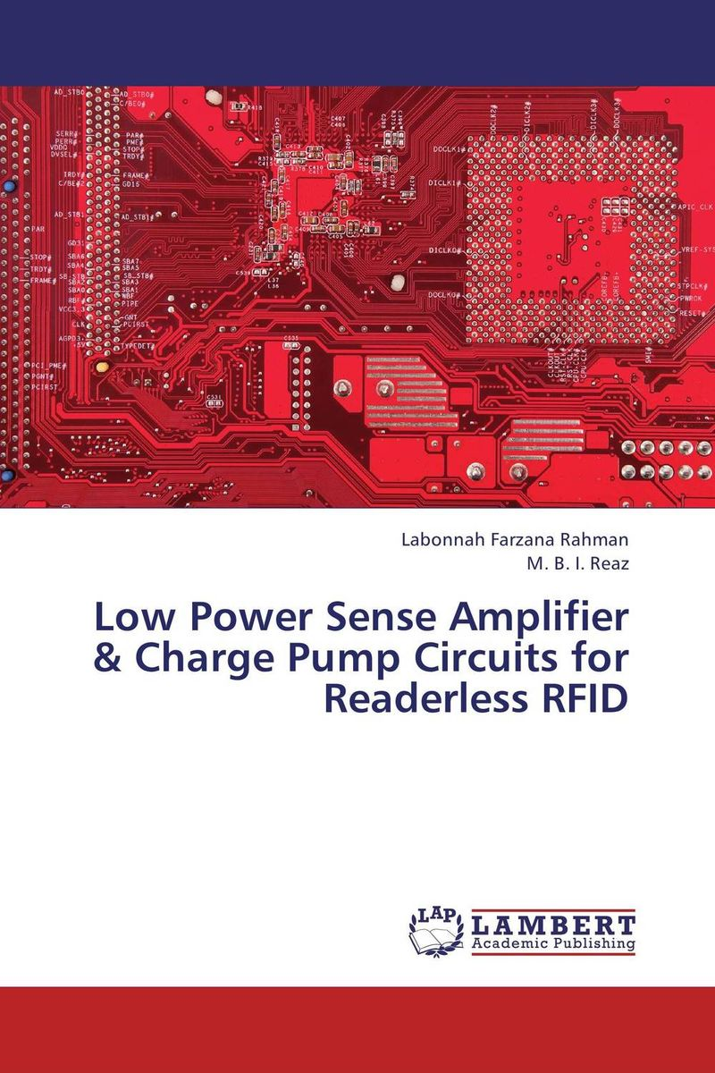 Low Power Sense Amplifier & Charge Pump Circuits for Readerless RFID sense and sensibility