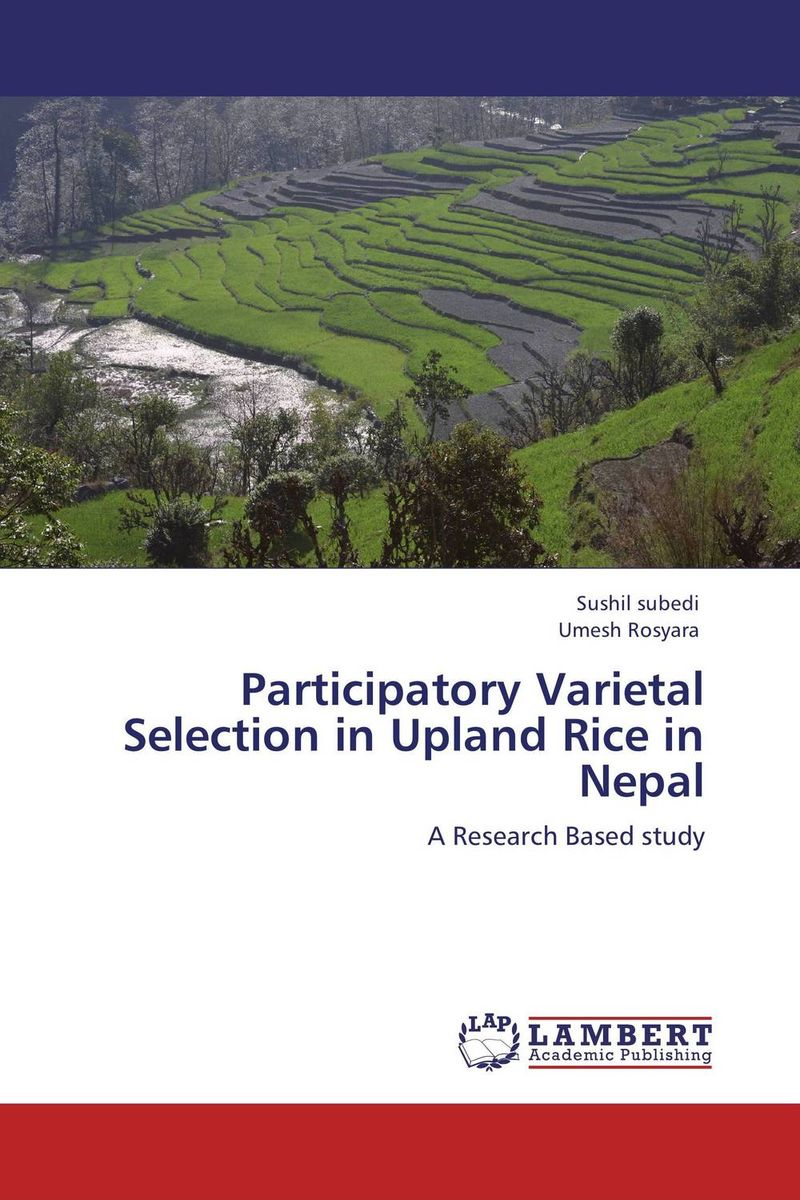 Participatory Varietal Selection in Upland Rice in Nepal solange meka land evaluation for upland rice cultivation in southern cameroon