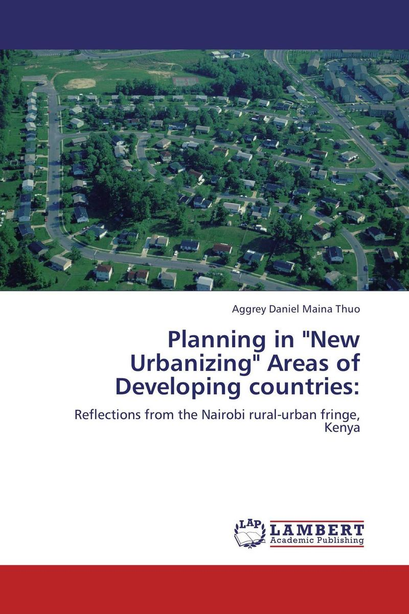 Planning in New Urbanizing Areas of Developing countries: asma shahzad environmental implications of urbanization