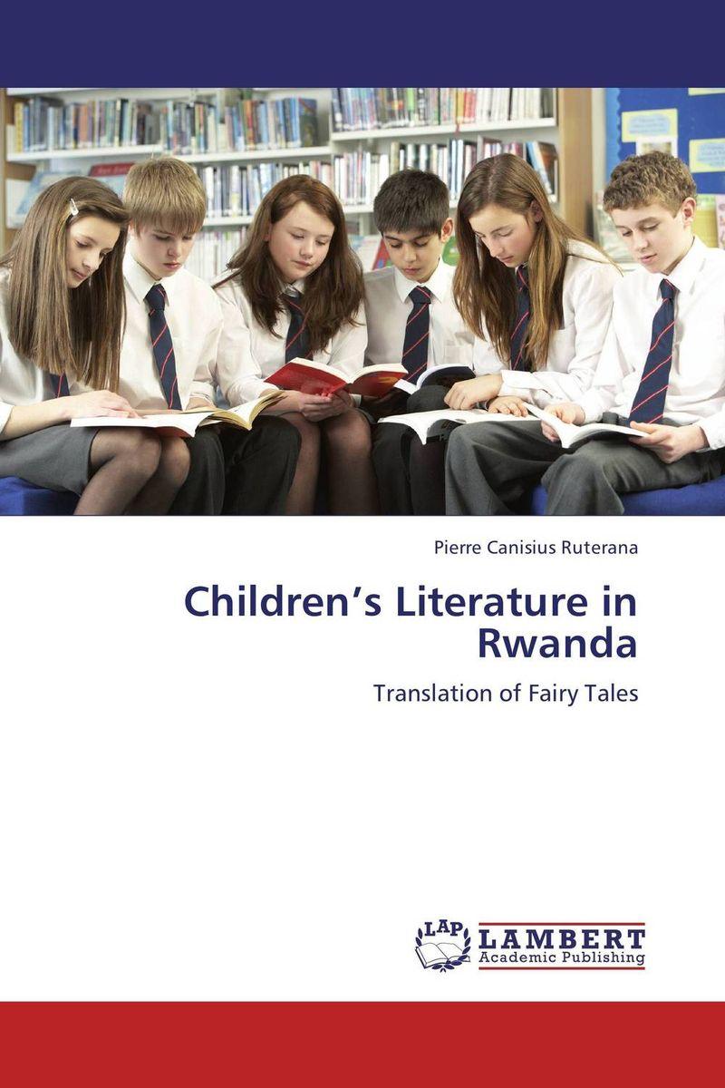 Children's Literature in Rwanda children's literature in rwanda