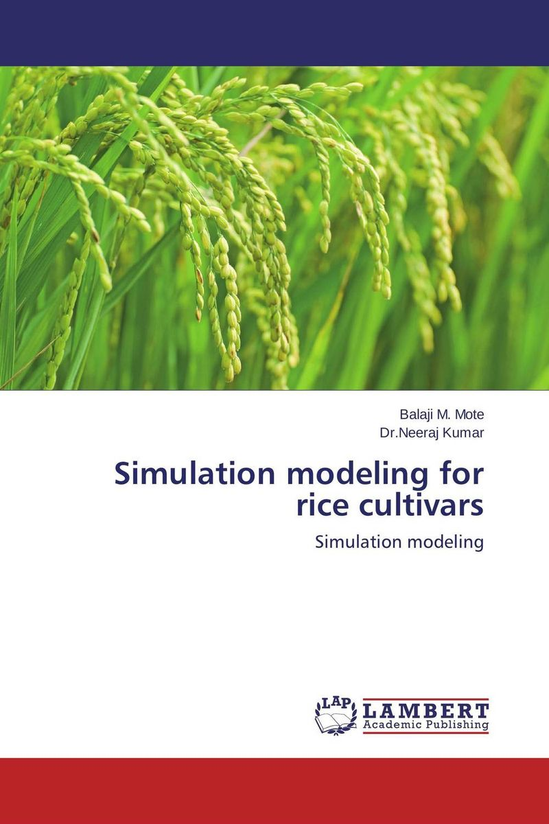 Simulation modeling for rice cultivars modeling and design of a three dimensional inductor with magnetic core