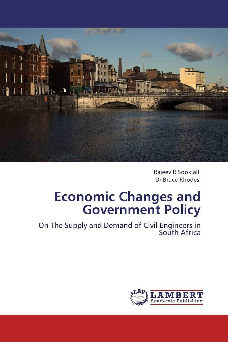 Economic Changes and Government Policy economic methodology