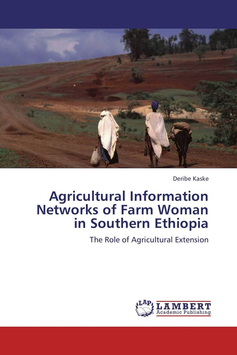 все цены на  Agricultural Information Networks of Farm Woman in Southern Ethiopia  в интернете