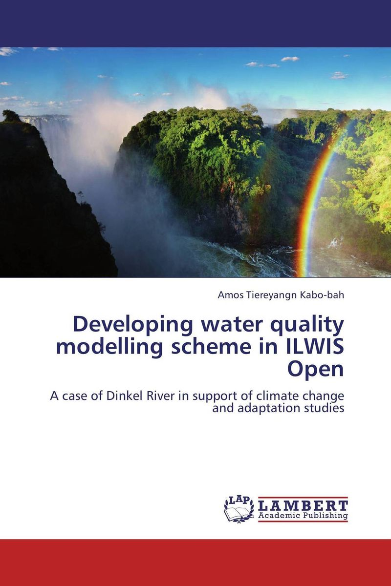 Developing water quality modelling scheme in ILWIS Open http