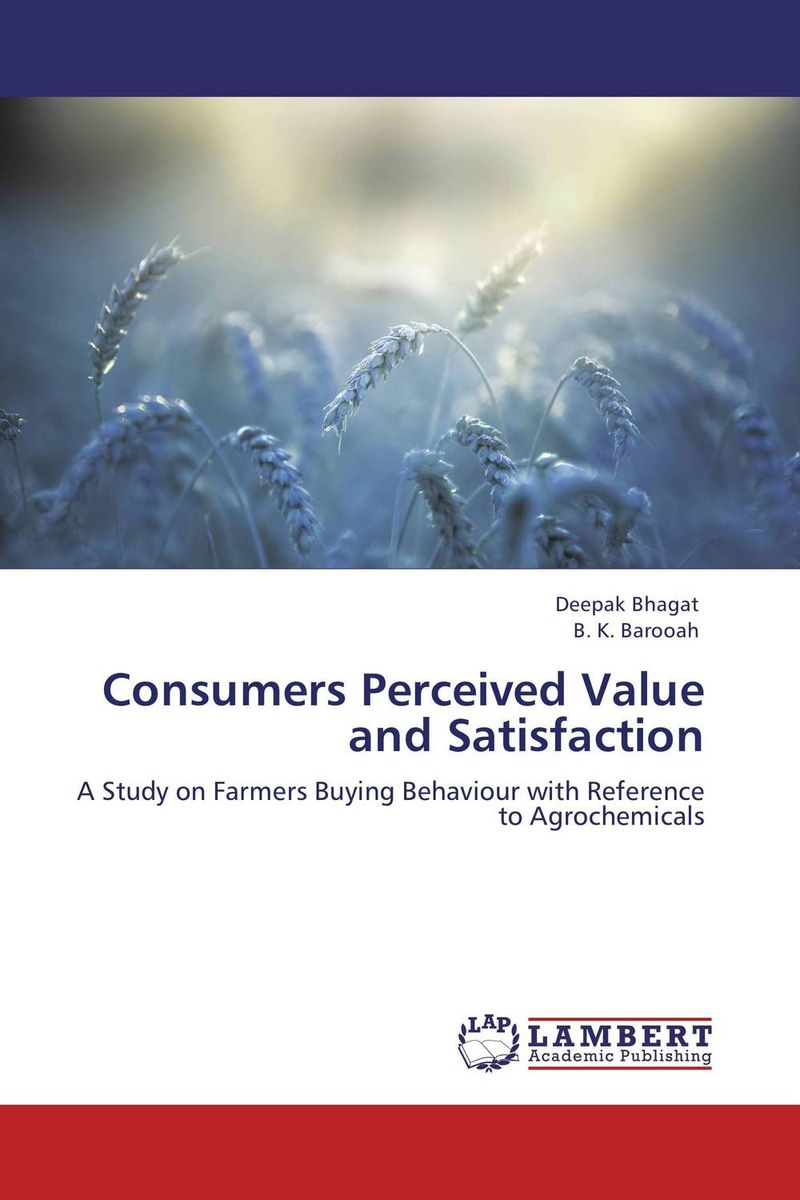 Consumers Perceived Value and Satisfaction pastoralism and agriculture pennar basin india