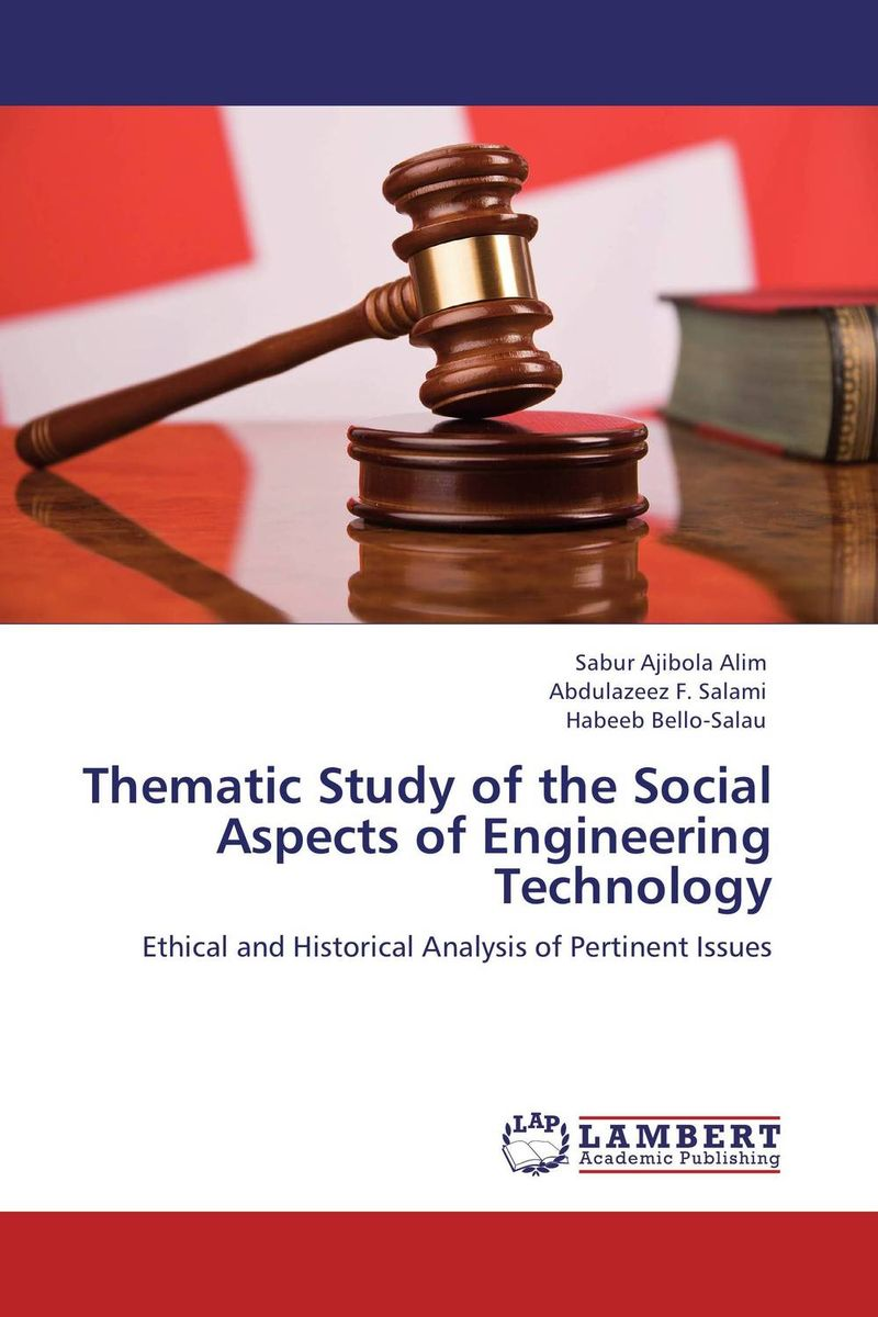Thematic Study of the Social Aspects of Engineering Technology norman god that limps – science and technology i n the eighties