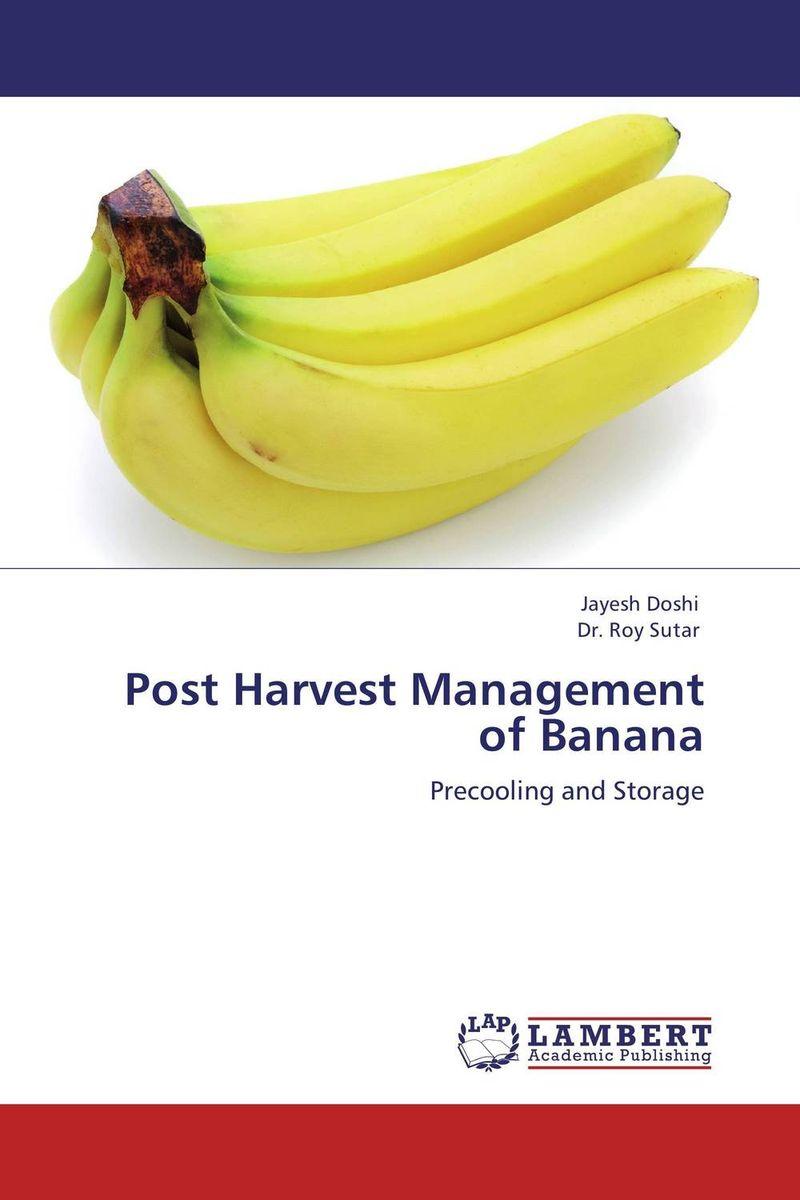 Post Harvest Management of Banana banana storage box