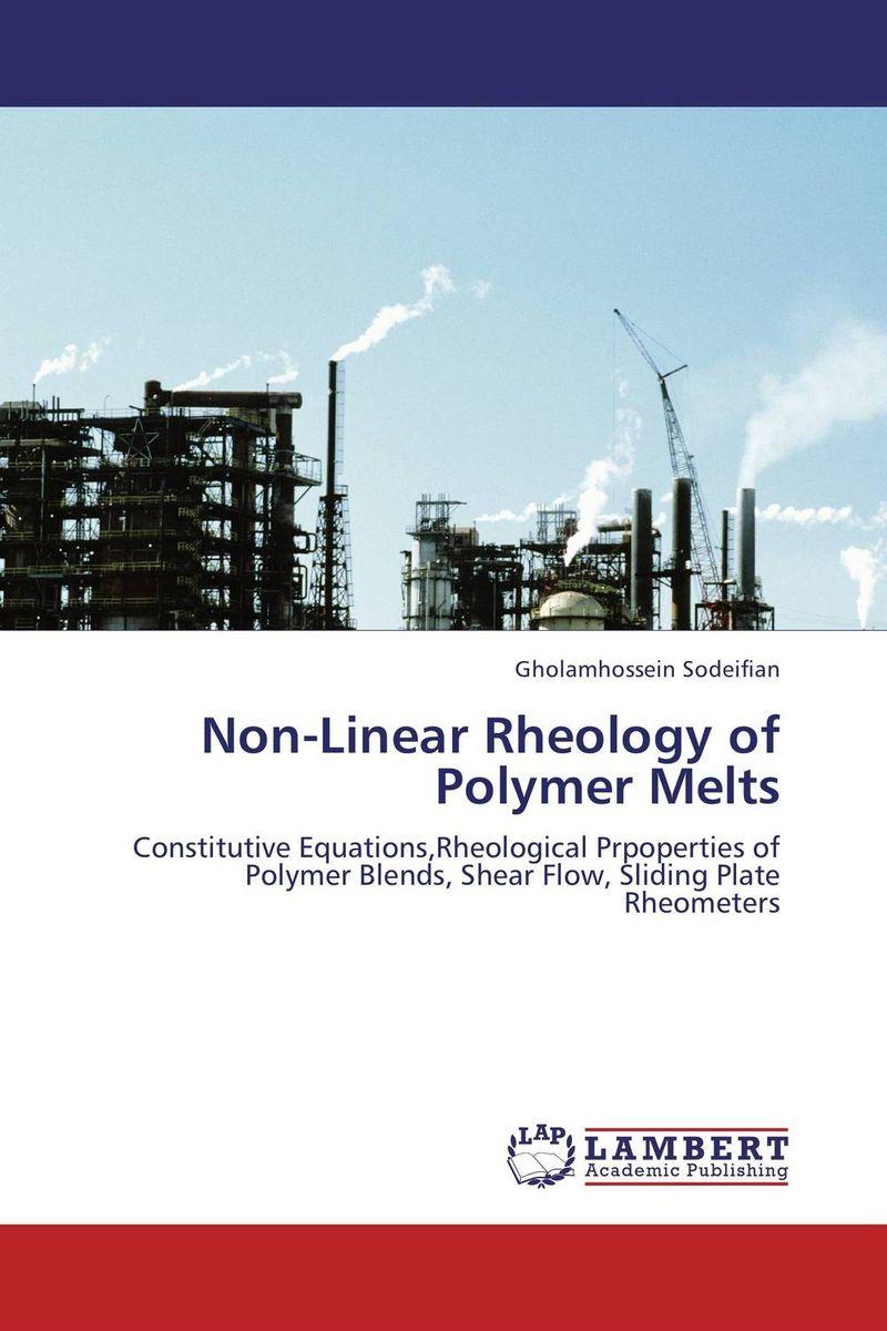 Non-Linear Rheology of Polymer Melts bx120 2ca steel strain gauge and steel strain gauge